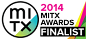 2014 MITX What's Next Awards Finalist