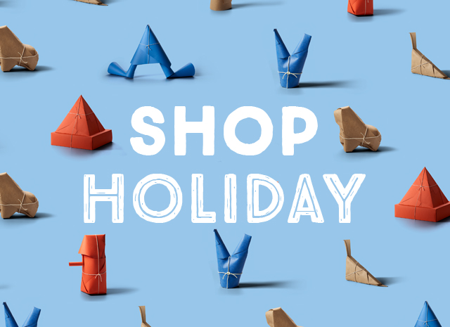 Shop Holiday