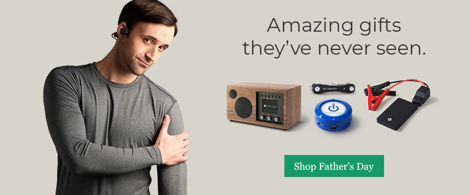 Amazing gifts they've never seen. Shop unique Father's Day gifts.