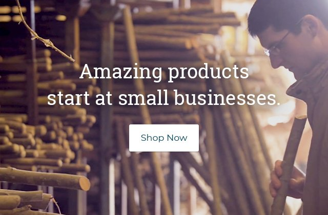 Skip the expected and go for something original. Shop Small Business.
