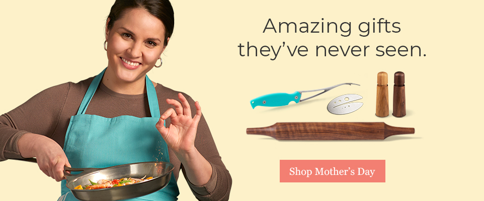 Amazing gifts they've never seen. Shop Mother's Day.