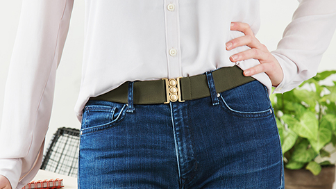 Women's Flexible Belt