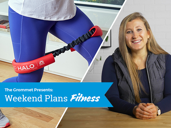 Weekend Plans: Fitness