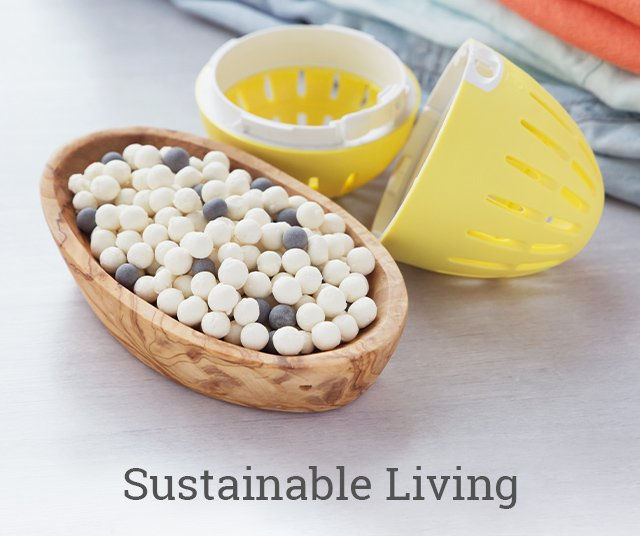 Eco-friendly and sustainable living products