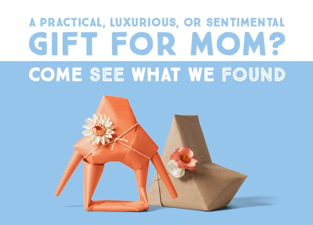 Practical Mothers Day Gifts