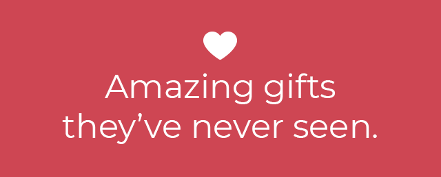 Amazing Gifts for Everyone